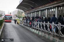سخن مخاطبان/ شلوغی اتوبوس ها در روزهای کرونایی + فیلم
