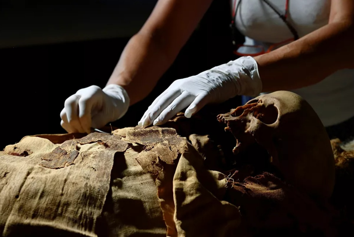 احتمال درمان بیماریهای بدخیم با رمزگشایی از بدن یک مومیایی مصری