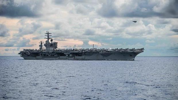 رقابت نظامی چین و آمریکا در دریاها و اقیانوس ها تشدید می شود