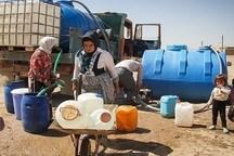 93 روستای استان کرمانشاه از آبرسانی سیار بهره مند هستند