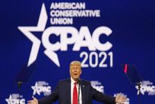 پیروزی ترامپ در یک نظرسنجی