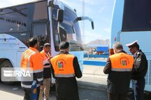 اقدامات پیشگیرانه مقابله با ویروس کرونا در اتوبوسهای بین شهری ضروری است