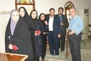 خبرنگاران مستقر در ستاد انتخابات یزد، رای خود را به صندوق انداختند