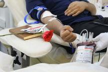 بیش از 9000 نفر در مهاباد خون اهدا کردند