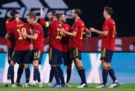 شکست تحقیرآمیز آلمان در خاک ماتادورها/ اسپانیا و فرانسه در نیمه نهایی لیگ ملت ها