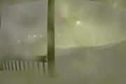 ویدئویی باورنکردنی از  بارش دو  متری برف در کانادا