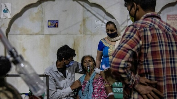 مصیبت های هندی ها پایان ندارد؛جولان کرونا و آتش سوزی بیمارستان کرونایی ها