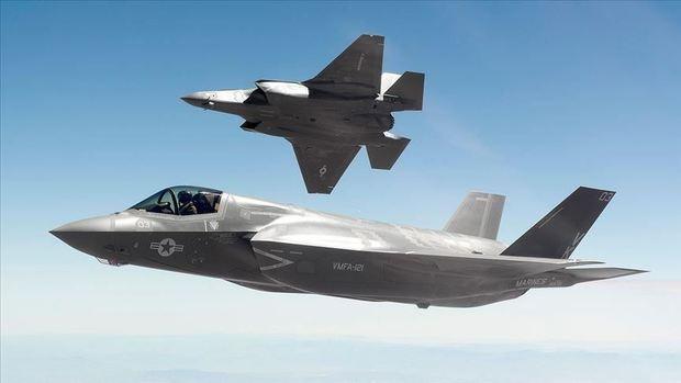 آمریکا جنگنده های اف-35 سفارشی ترکیه را می خرد