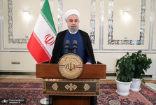 روحانی: زندگی با تحریم سخت است اما سخت تر از آن زندگی بدون استقلال است/ ما ابزار چانه زنی داخلی و انتخاباتی آمریکا نیستیم