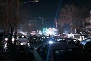 هجوم مردم سلماس به خیابان آذربایجان غربی روی خط زلزله