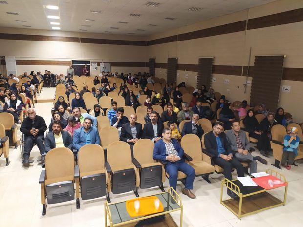 همایش روز جهانی معلولان در ایذه برگزار شد