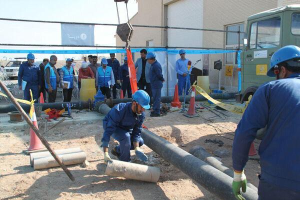 مسابقات ملی مهارتهای فنی و تخصصی آبفا در یزد آغاز شد