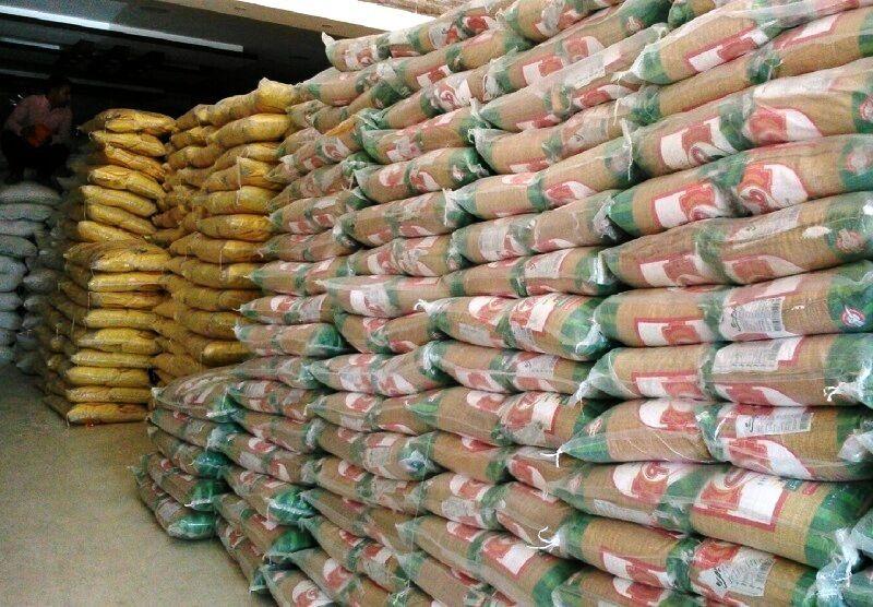 ۲۰۸ تن برنج در گناوه توزیع شد