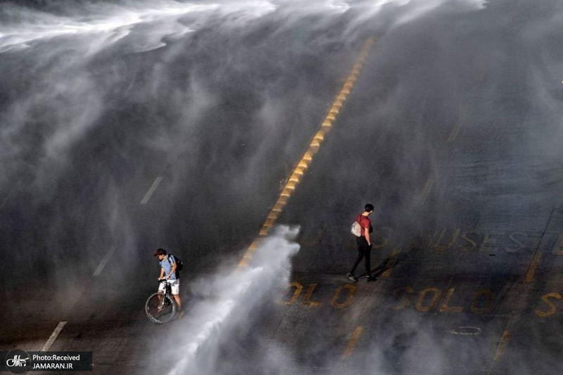 منتخب تصاویر امروز جهان- 30 آبان