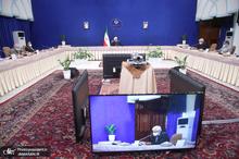 نشست رییس جمهوری با جمعی از فعالان سیاسی