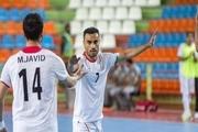 تیم ملی فوتسال ایران هیچ تیمی را دست کم نمیگیرد