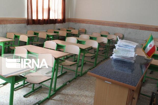 مدارس گلستان برای پیشگیری از شیوع آنفلوآنزا تعطیل شد