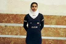 اسما سعیدی از ارومیه به اردوی تیم ملی والیبال بانوان دعوت شد