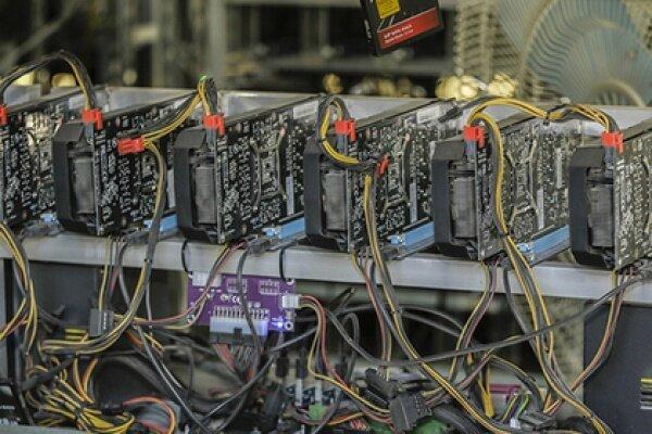توقیف 24 دستگاه استخراج ارز دیجیتال در گلستان