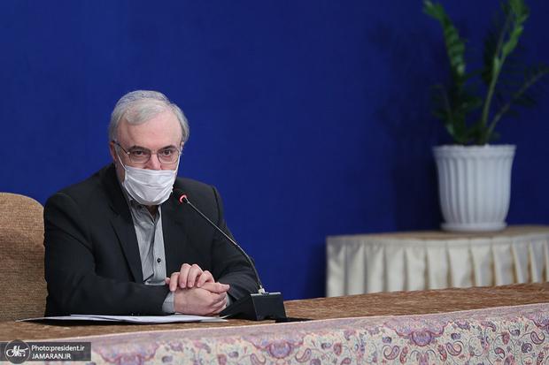 وزیر بهداشت: ایران با کمترین عارضه ممکن از موج چهارم کرونا عبور کرد