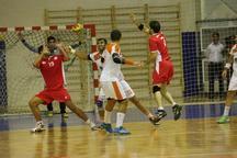 تیم هندبال زاگرس با ذوب آهن اصفهان دیدار می کند
