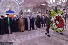 تجدید میثاق وزارتخانه ها، اصناف، نهادها و سازمان ها با آرمان های امام خمینی(س) - 5