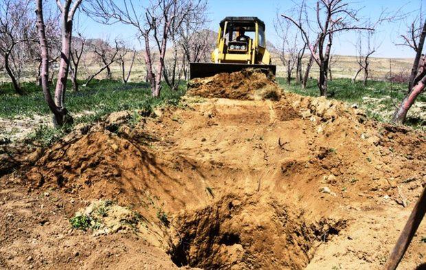 پُر کردن چاههای غیر مجاز اقدامی ظالمانه نیست