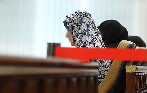 دستگیری یک زن به اتهام سرقت پیکان وانت