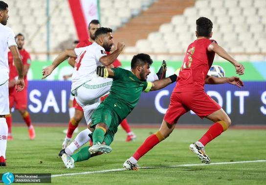 سامان قدوس ایران سوریه مقدماتی جام جهانی 2022
