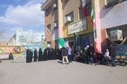 فرهنگیان پیشرو در مشارکت انتخاباتی