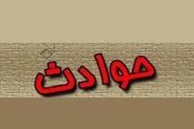 2 کشته در حادثه رانندگی محور روستایی شهرستان سربیشه