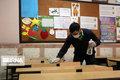 مدارس پایتخت برای مقابله با شیوع کرونا پاکسازی میشوند