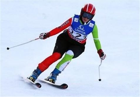 اعلام نتایج ورزشکاران ایران در مارپیچ کوچک اسکی آلپاین جهان