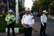 پلیس در محدوده 1400 مدرسه پایتخت حضور دارد