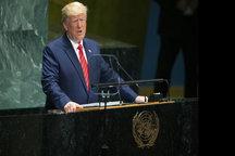شبکه فرانسوی: ترامپ از تشدید تحریم ها علیه ایران گفت