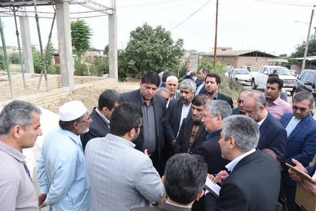 سفر اعضای کمیته فرهنگی و اطلاع رسانی ستاد بازسازی مناطق سیل زده به گلستان