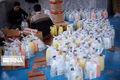 چهار هزار بسته بهداشتی بین مددجویان مریوان و سروآباد توزیع شد