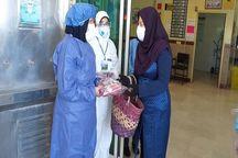 خیرین آرانوبیدگلی از مدافعان سلامت قدردانی کردند