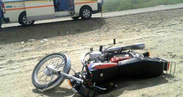 سانحه رانندگی در جیرفت یک کشته بر جا گذاشت