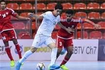 2 فوتسالیست آذربایجان شرقی به اردوی تیم ملی دعوت شدند