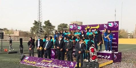 شهرداری سیرجان؛ اولین نماینده فوتبال زنان ایران در جام باشگاه های آسیا