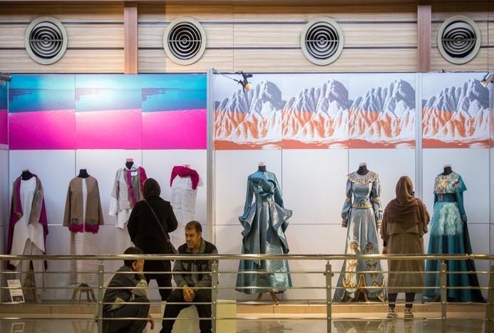 هشتمین جشنواره مد و لباس فجر+ تصاویر
