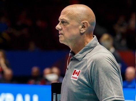 سرمربی تیم ملی والیبال کانادا: برای ما یک هفته بزرگ و مهم پیش رو است