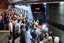 مسافرگیری قطار شهری تبریز ۲.۲ برابر افزایش یافت