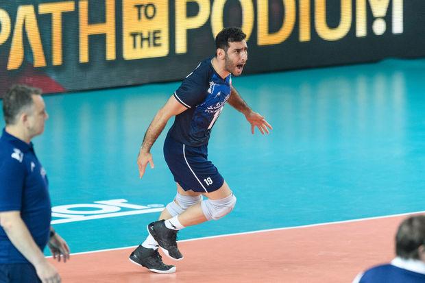 والیبالیست قزوینی در رقابتهای قهرمانی آسیا به میدان میرود