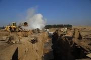 ۳۳ کوره زغال گیری در شهرستان ری تخریب شد