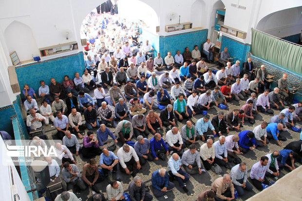 نماز ظهر عاشورا در مصلی ایلام اقامه می شود