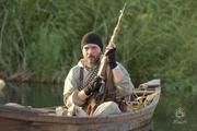 گریم کامبیز دیرباز در نقش شهید زرین+ عکس