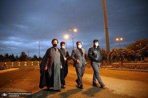تشییع و اقامه نماز پیکر استاد شجریان در تهران