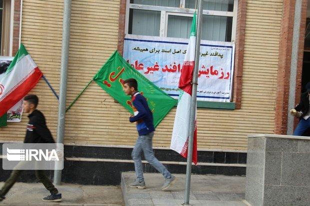 ۴۵۰۰ برنامه پدافند غیرعامل در استان کرمان در حال اجراست